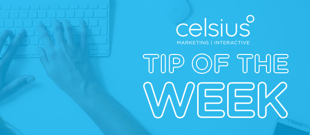 "logo header ""tip of the week"""