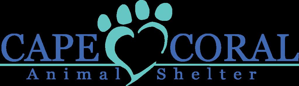 cape coral animal shelter logo