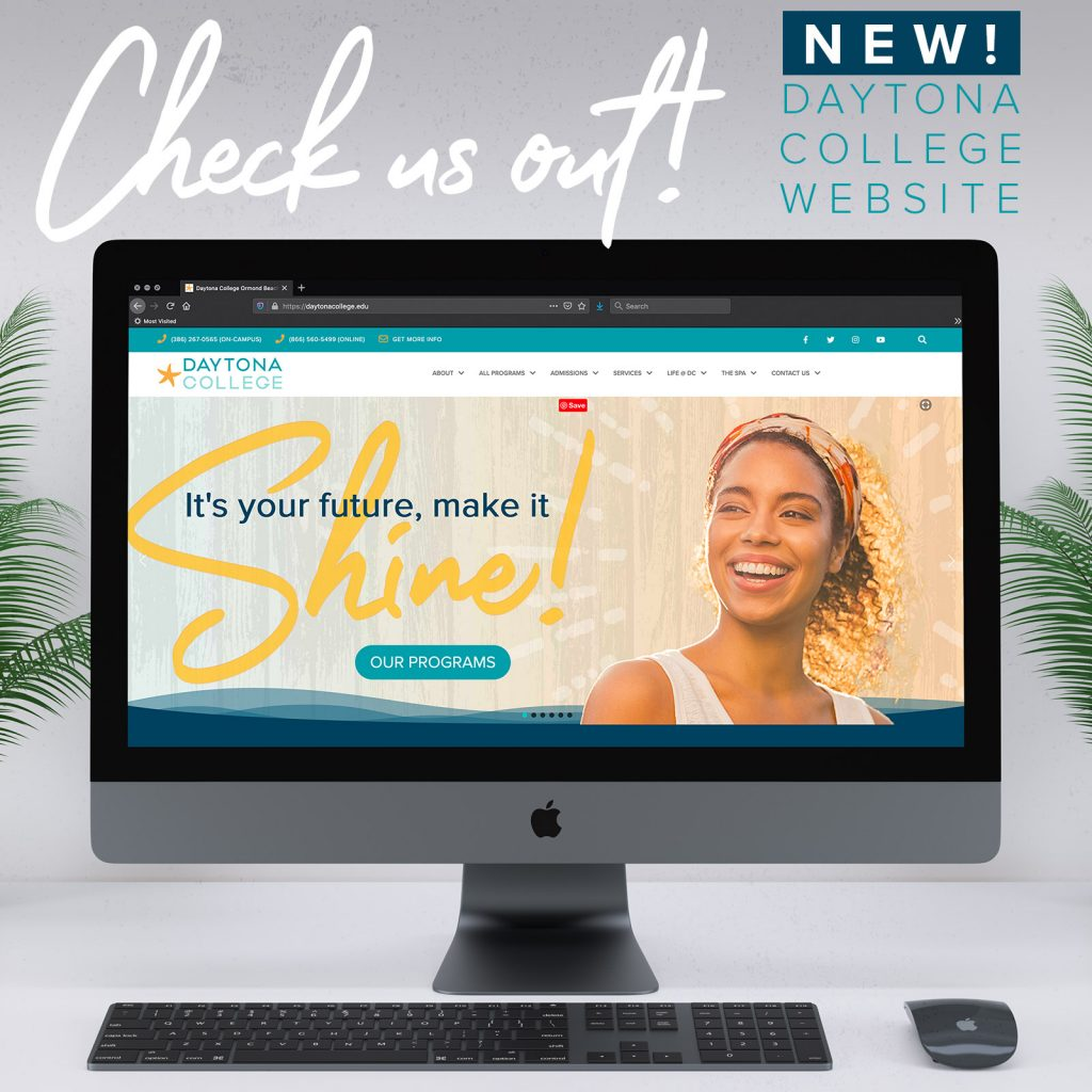 Daytona College Website