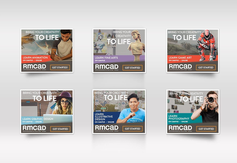 RMCAD display ads