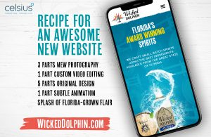 Recipe for an Awesome New Website