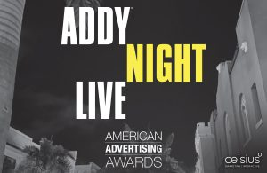 Addy Night Live American Advertising Awards